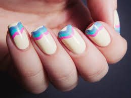 top 10 best amazing french tip nail art designs beststylo com