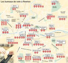 bureau de vote 12 élections régionales le vote à rennes mode d emploi