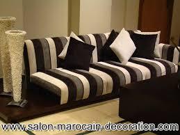 salon marocain canapé décoration salon marocain fabrication canapé salon marocain moderne