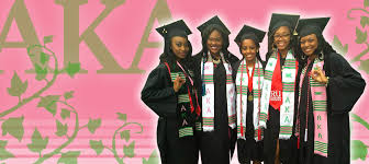 sorority graduation stoles alpha kappa alpha archives graduation stoles