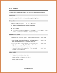 Skills For A Job Resume Job Resume Format Resume Examples For Restaurant Jobs Resume