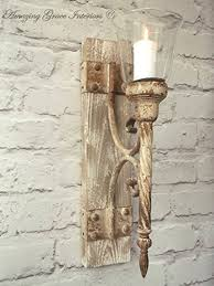 french style wall lights french shabby chic wall sconce candle holder antique vintage style
