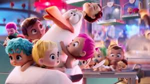 film kartun untuk anak bayi trailer storks kisah aneh burung pengantar bayi
