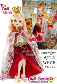Ever After High Apple White Doll Barbie Doll Silkstone Barbies Ken Monster High Ever After High