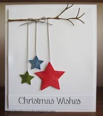 best 25 simple christmas cards ideas on pinterest easy