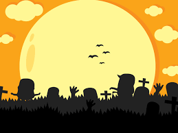 halloween party background images halloween party backgrounds black grey holiday yellow ppt