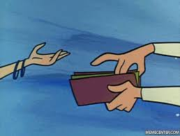 Meme Money - when you give your wife money for shopping by rekoba meme center