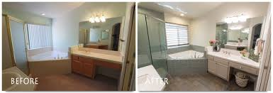 Before After Bathroom Makeovers - before and after diy bathroom renovation ideas stunning loversiq