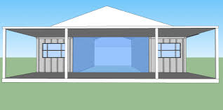 Unique Home Plans Home Design Exciting Conex Homes With Garage Door And Glass Door