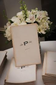 Wedding Program Stationary 51 Best Wedding Programs Images On Pinterest Wedding Programs