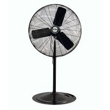 30 Oscillating Pedestal Fan Air King 9125 24 Inch Oscillating Pedestal Fan Walmart Com