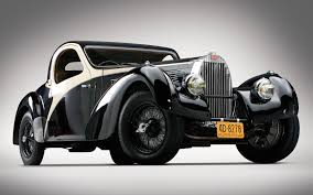 bugatti atlantic from the rolls royce 10 hp 1904 to the bugatti type 57sc