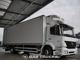 mercedes truck white mercedes axor 1829 l truck euro norm 4 u20ac17400 bas trucks