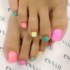 23 fashionable pedicure designs to beautify your toenails 23