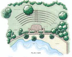 amphitheatre plan view images reverse search