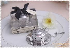 tea wedding favors tea for two teapot tea infuser wedding favor chinaweddingfavor