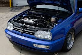 black volkswagen gti vw mk3 1 8t conversion kit by black forest industries eurotuner