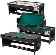 Ping Pong Pool Table 3 In 1 Pool Table Air Hockey Ping Pong