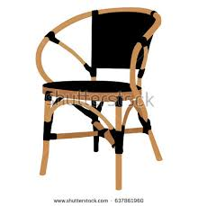 Ka Bistro Chair Wood Chair Stock Images Royalty Free Images Vectors