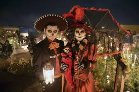 day of the dead costume how to plan a trip to oaxaca for day of the dead bloomberg