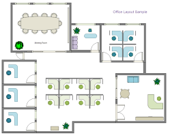 Warehouse Floor Plan Template Office Layout Free Office Layout Templates
