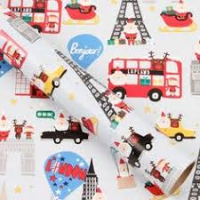 vintage christmas wrapping paper rolls paperchase vintage kitsch christmas wrapping paper chritmus