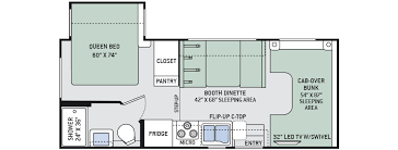c trailer floor plans four winds rv floor plans flooring ideas and inspiration