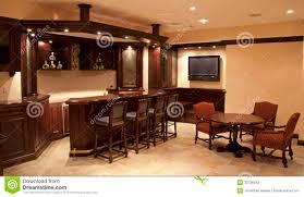 home bar lounge stock photography image 33706212