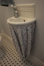 best 25 bathroom sink skirt ideas on pinterest sink skirt