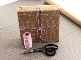 rustic christmas wrapping paper and easy diy christmas wrapping paper diy network made