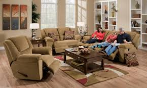 catnapper transformer ultimate sofa with 3 recliners and 1 drop