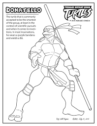 teenage mutant ninja turtles donatello unfinish teknogeek2000