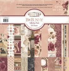 charmed collection pack by bo bunny for scrapbooks cards crafting