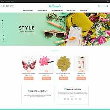 gifts website templates