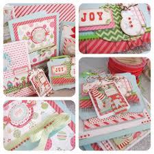 merry u0026 bright whimsical christmas card making kit new 2012