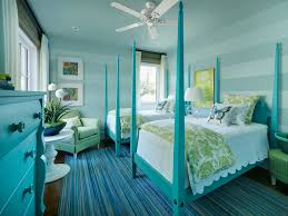 cool off your home with caribbean blue decor color palette and