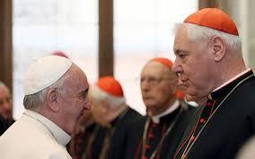 ladari a le cardinal m禺ller quitte la cdf