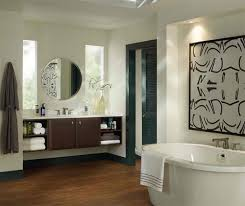 bathroom setting ideas 20 ideas for setting up a mirror in a modern bathroom home