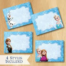 free frozen printable banner personalized birthday banner