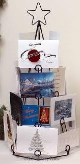 j j wire tree card holder