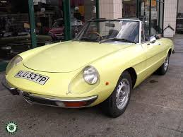 fiat spider 1978 1975 alfa romeo spider for sale chelsea cars