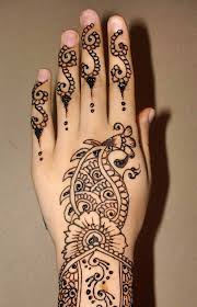 gorgeous back mehndi designs to try livinghours