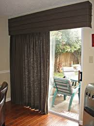 window covering for sliding glass doors window treatments with cornices for sliding glass doors drapery