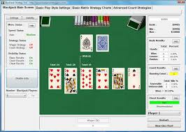 Blackjack How To Count Cards Blackjack Strategy Pro Software The Hi Lo Counting System