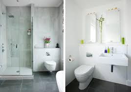 minimalist bathroom ideas inspiration idea white and gray tile bathroom modern white and