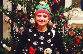 the mainstreaming of the ugly christmas sweater