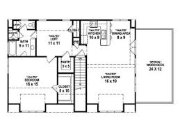 16 X 24 Garage Plans by Garage Apartment Plans Garage Apartment Plan Doubles As Vacation
