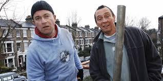 harry u0026 paul bbc2 sketch show british comedy guide
