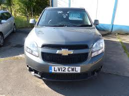 used 2012 chevrolet orlando ls edition only 28 u0027000 miles for