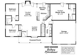 ranch floor plans ranch house plans glenwood 42 015 associated designs